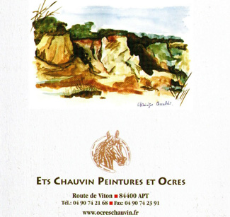 Ocres Chauvin